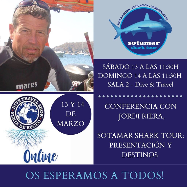 DIVE TRAVEL SHOW ON LINE